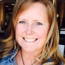 Dianna Stampfler, author of Travels Beyond the Mitten